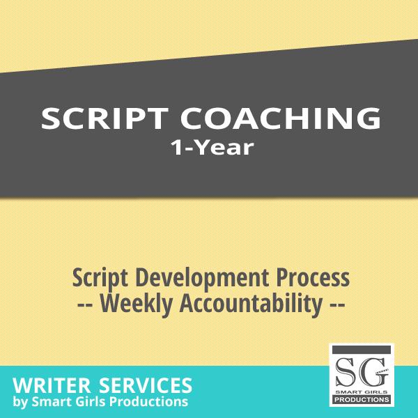 Script Coaching - 1 Year